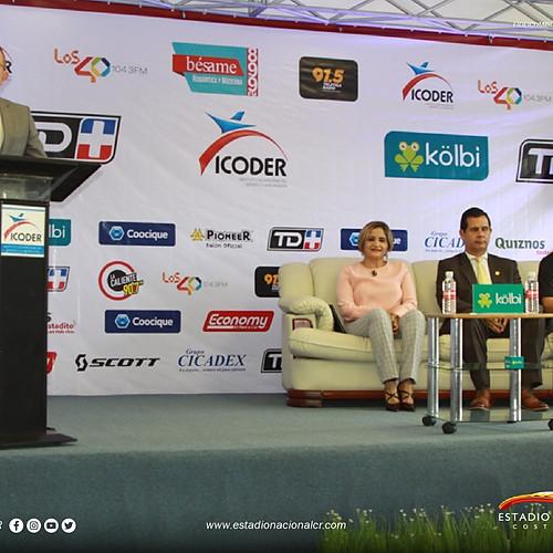 Conferencia de prensa XXXVIII Juegos Deportivos Nacionales 2019