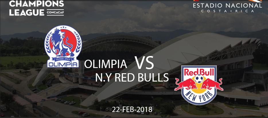 OLIMPIA HACE DEL NACIONAL SU CASA PARA CONCACAF