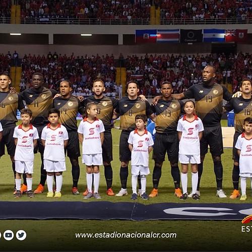 Copa Oro: Costa Rica vs Nicaragua