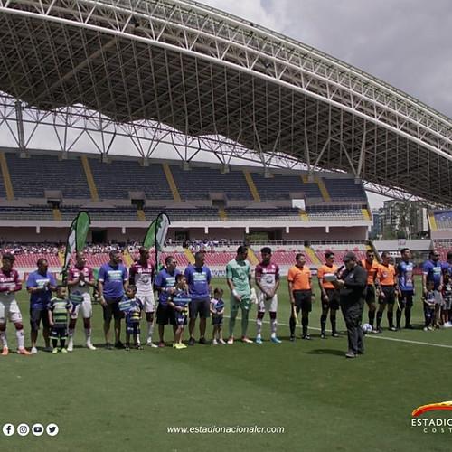 Municipal Grecia vs Deportivo Saprissa
