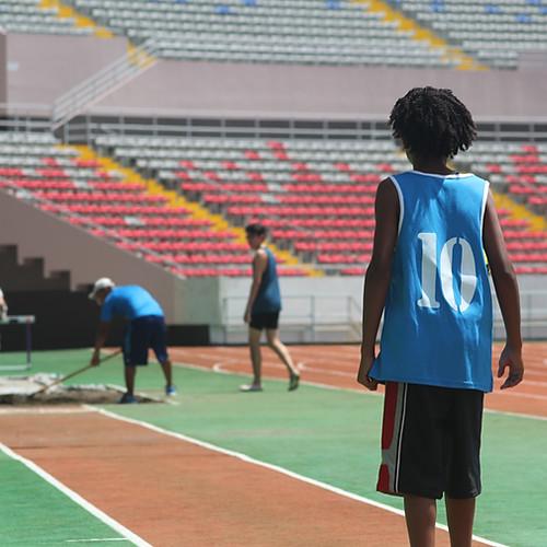 Juegos Deportivos Estudiantiles 2016