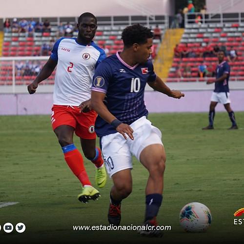 Copa Oro: Haití vs Bermuda