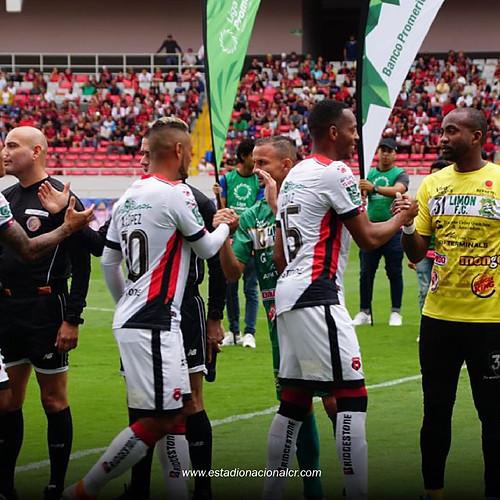 Limón F.C. vs Liga Deportiva Alajuelense