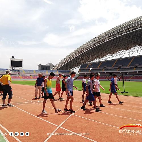 Eliminatorias Juegos Deportivos Estudiantiles