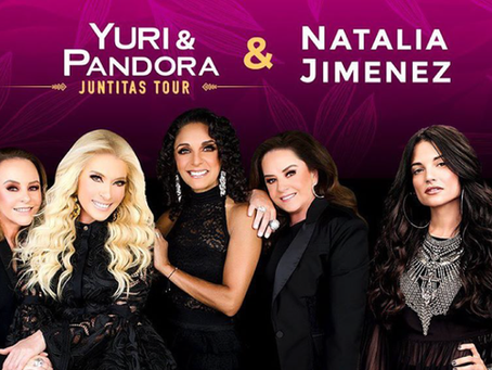 JUNTITAS TOUR Y NATALIA JIMÉNEZ