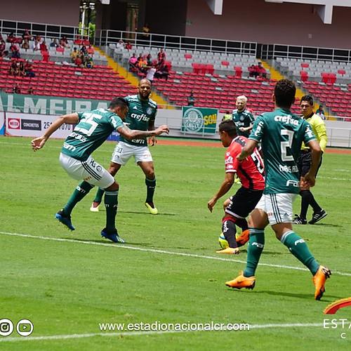 Liga Deportiva Alajuelense - Palmeiras