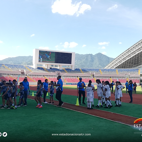 X Juegos Deportivos Centroamericanos de Primaria Inclusivos CR