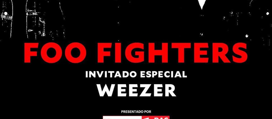 FOO FIGHTERS EN COSTA RICA / FOO FIGHTERS IN COSTA RICA