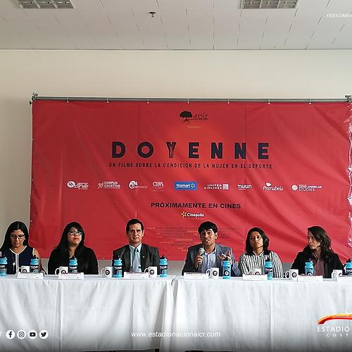 Conferencia de prensa DOYENNE