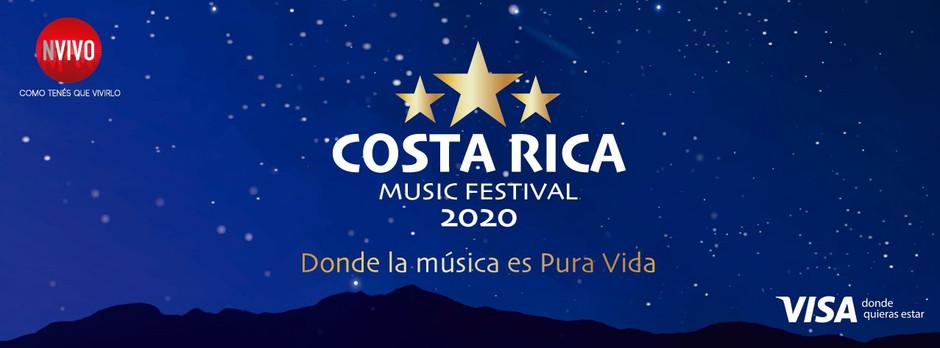 INICIA EL COSTA RICA MUSIC FESTIVAL