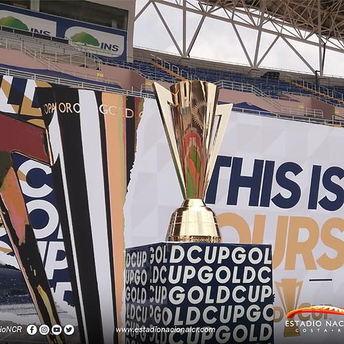 Visita de Copa Oro