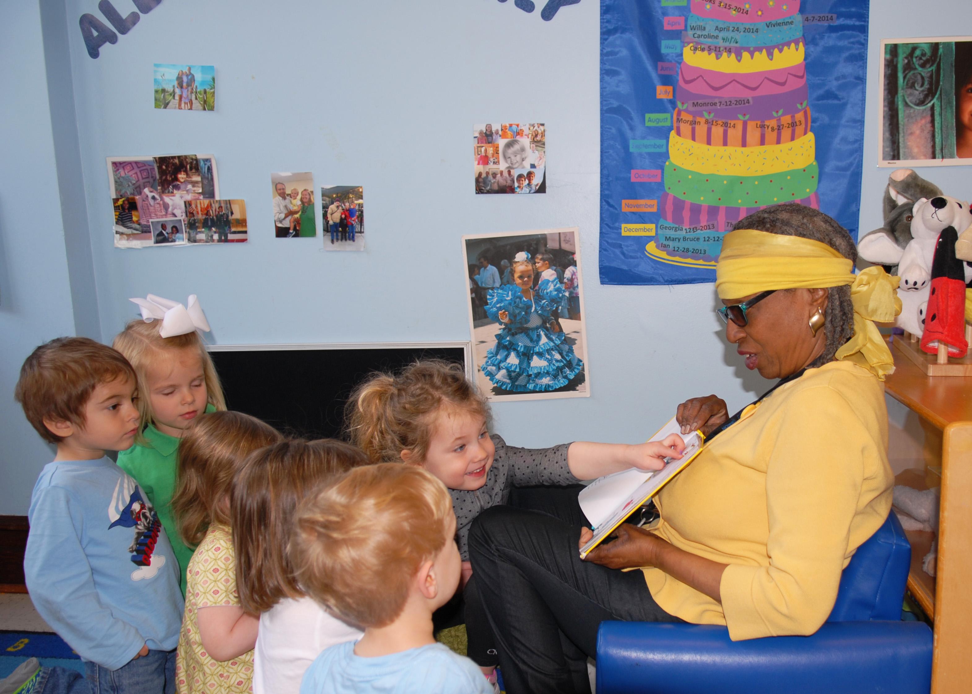 Christian Preschool Raleigh NC