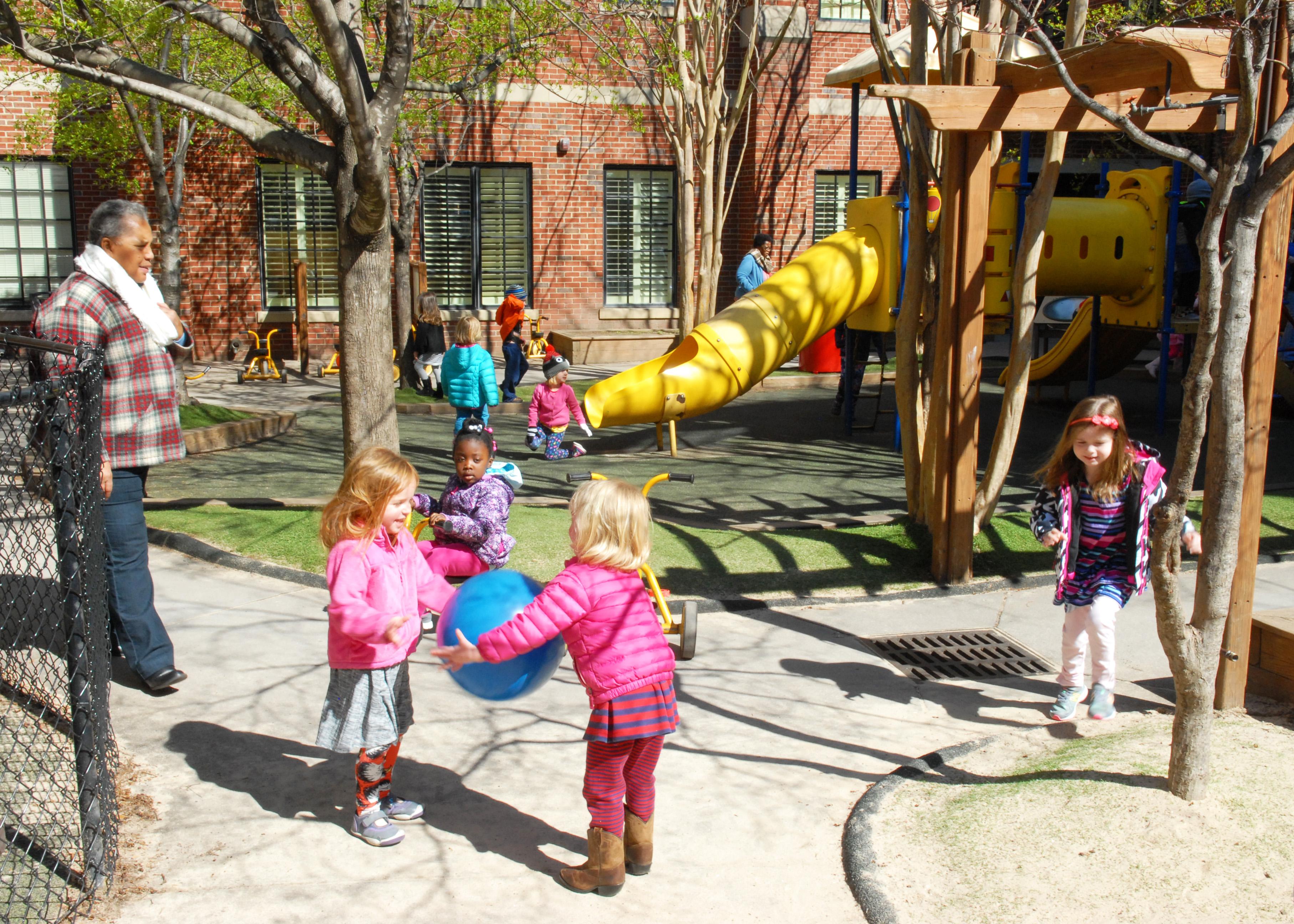 Christian Preschool in Raleigh NC