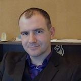 Shaun Pate, smiling.