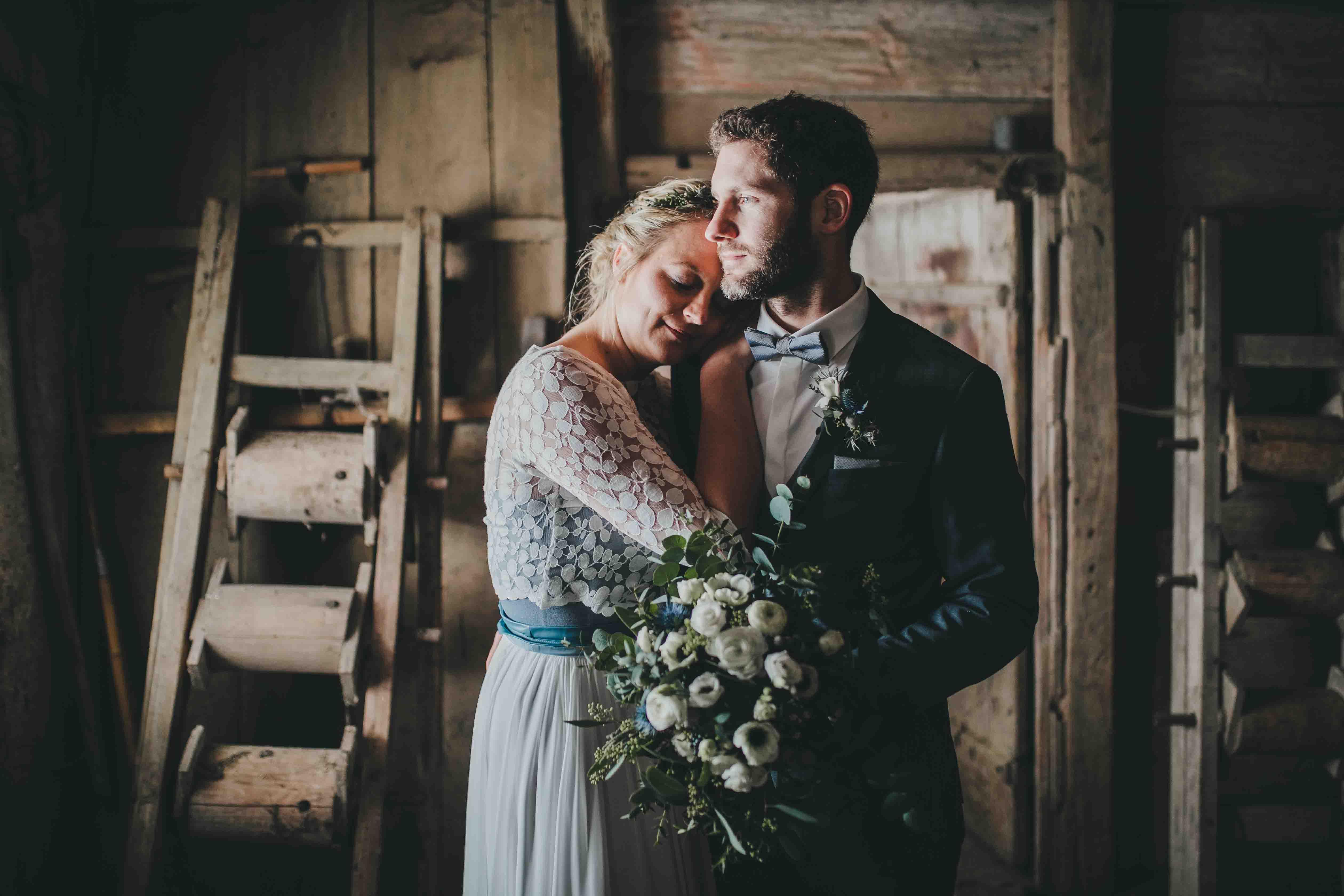 Hochzeitsfotografie Allgäu