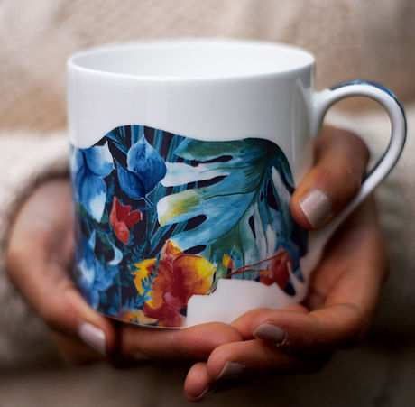 Isabella Pagnotta - Elephant mug, High r