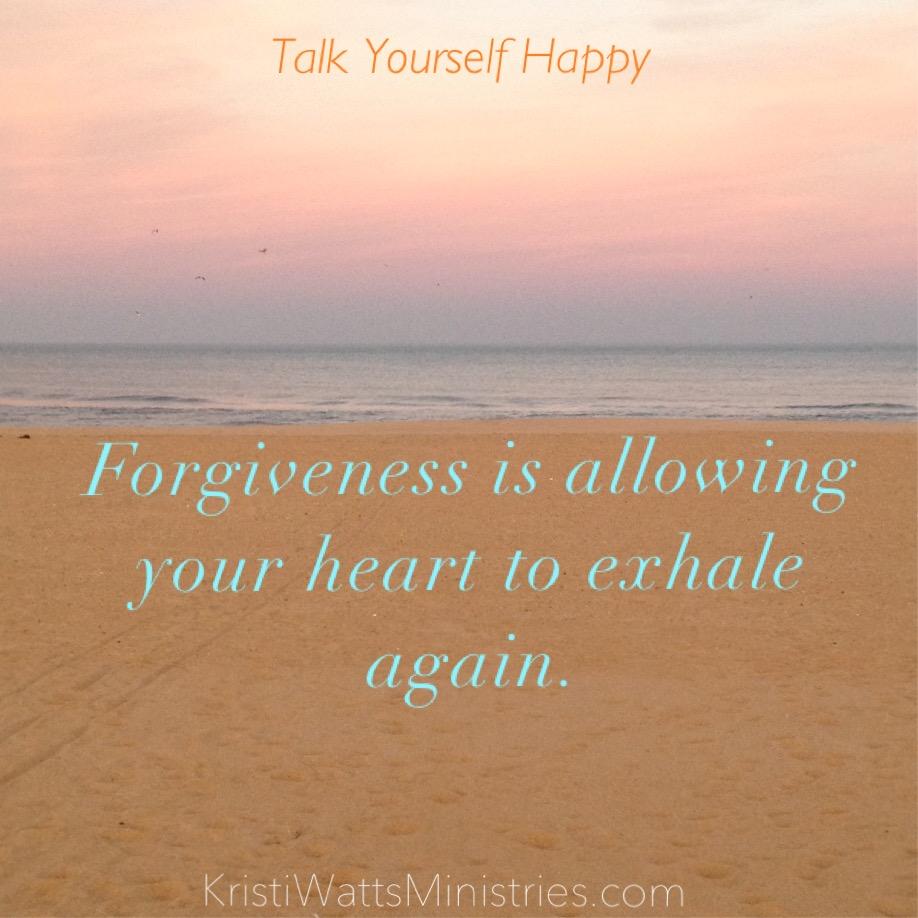 Forgiveness in Jesus Christ