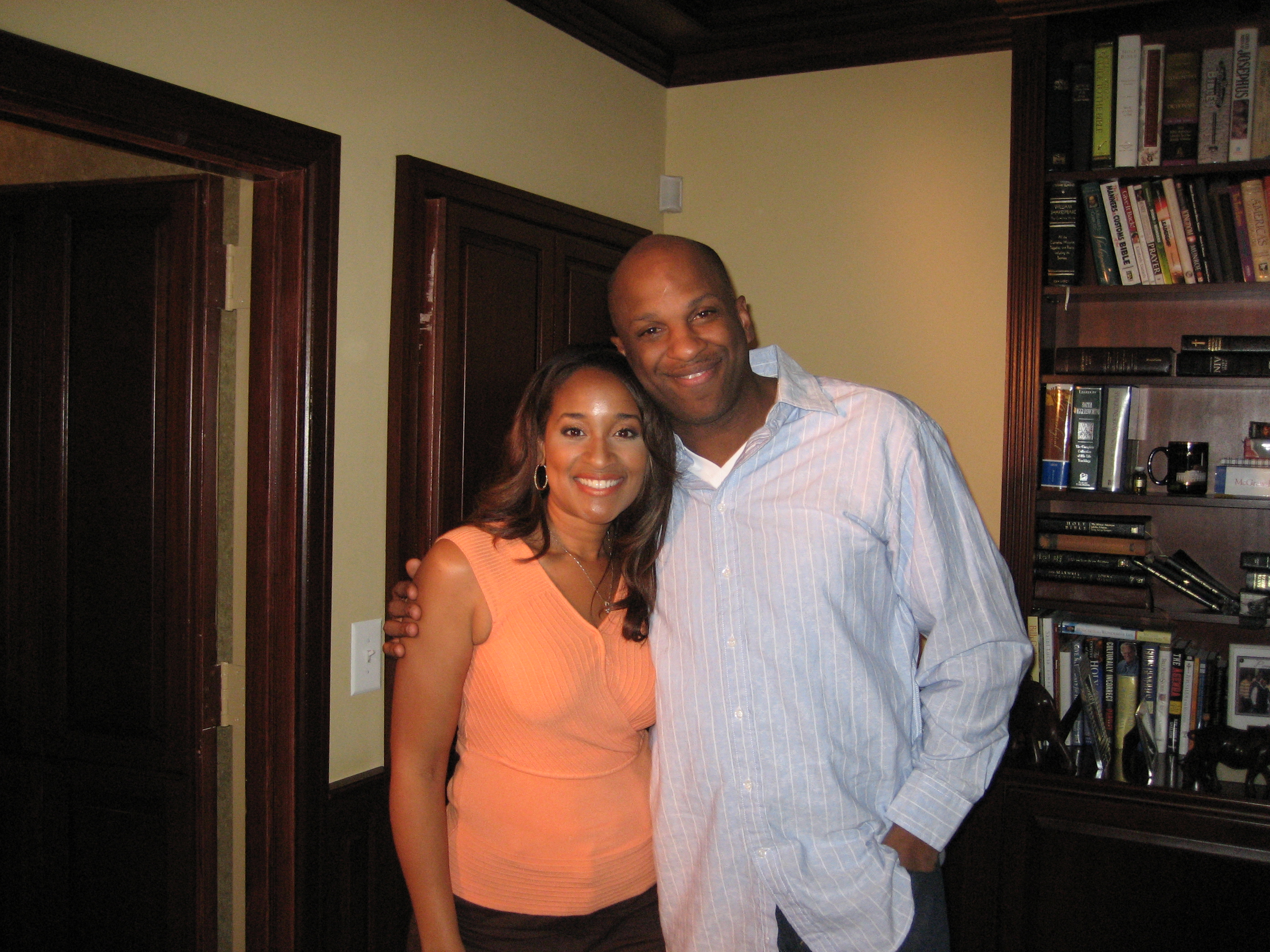 Grammy Award Winner Donnie McClurkin