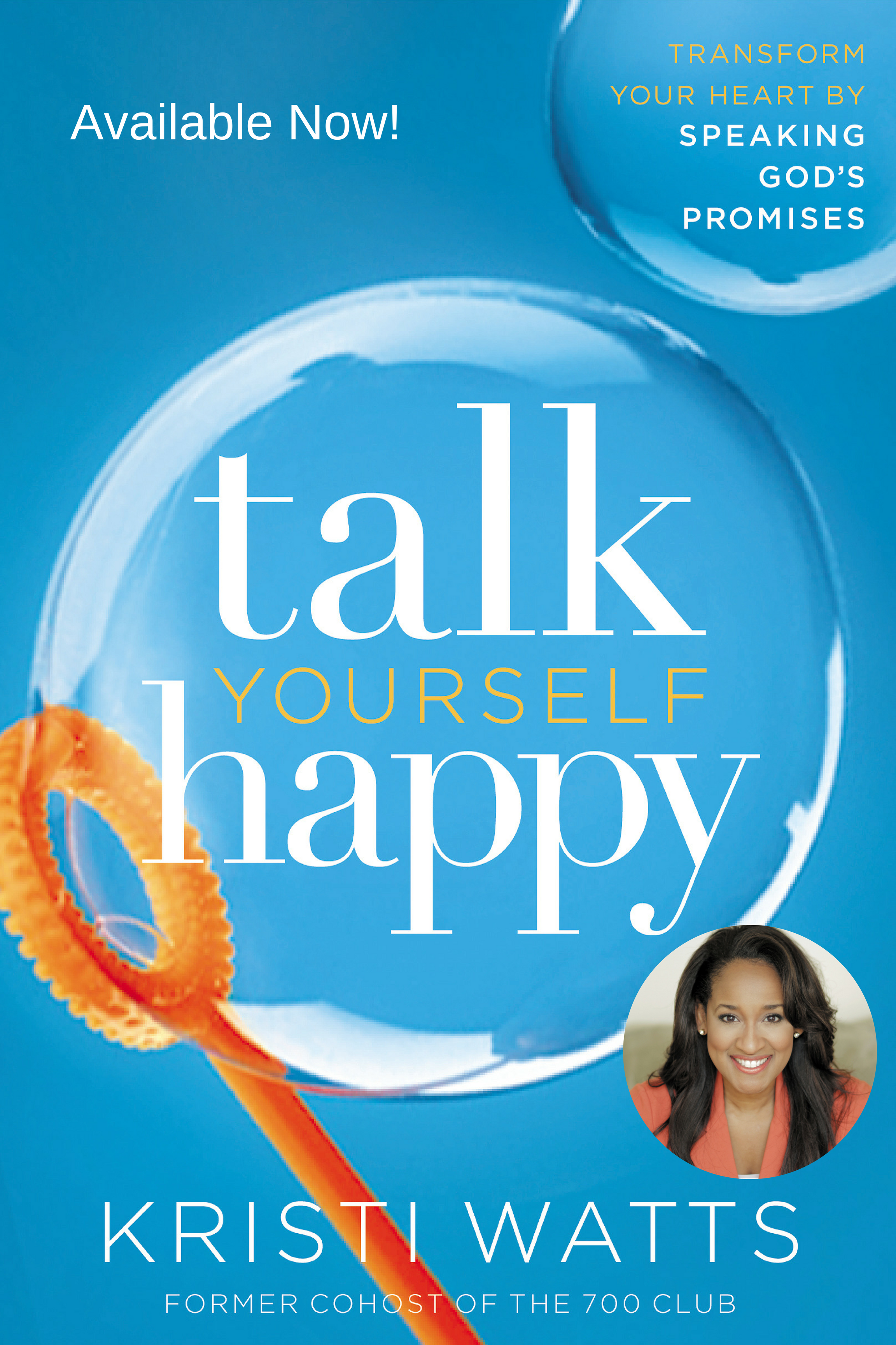 Talk Yourself Happy Book