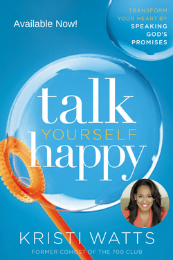 Talk Yourself Happy Book