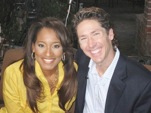 Interview w/ Joel Osteen