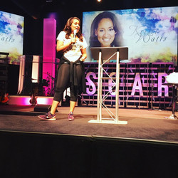 Speaking at a Women's Conference