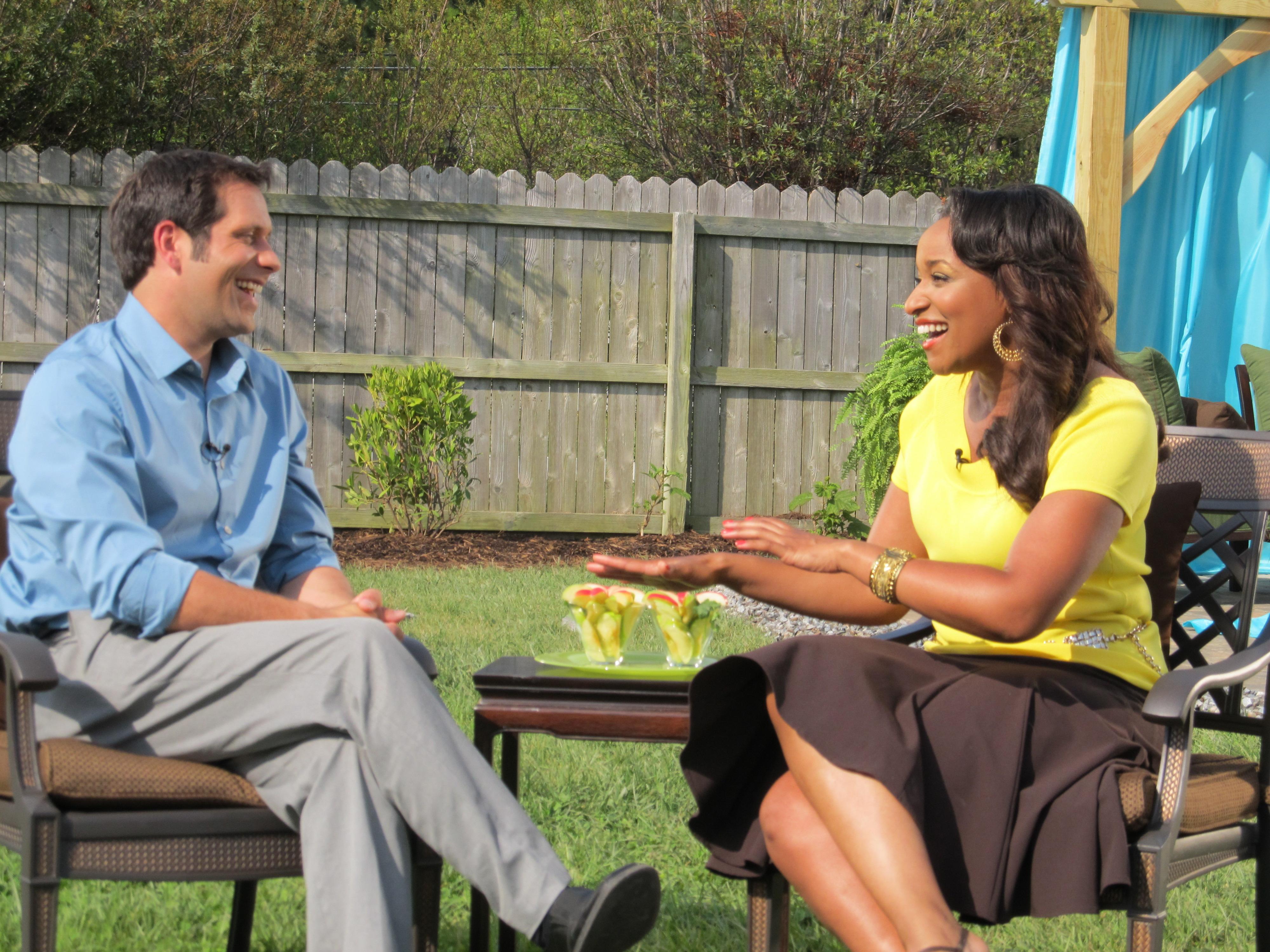HGTV's Host Justin Cave