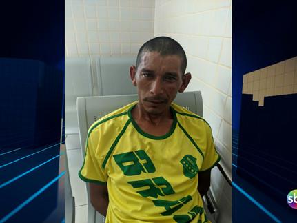 Gato a Jato é preso novamente por furto de motocicleta em Capanema