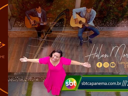 Helen Moraes lança videoclipe e emociona nas redes sociais