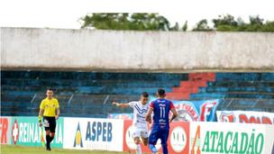 Em jogo fraco no Diogão, Bragantino e Paysandu empatam na ida das quartas do Parazão