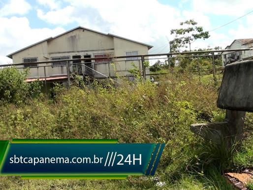 Abandono no Conjunto José Rodrigues | bairro Caixa D' Água