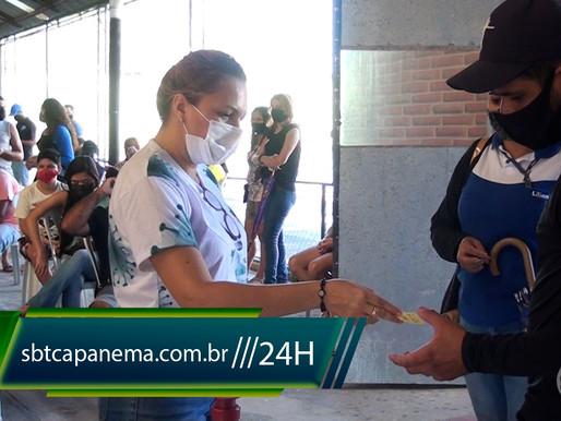 Vacinação Covid-19 em Capanema | Atualização