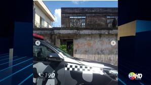 Bandidos usam imóvel abandonado para cometer crimes em Bragança