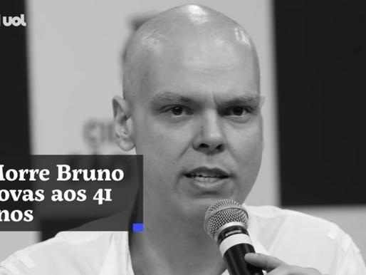Morre Bruno Covas, prefeito de São Paulo, aos 41 anos