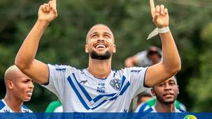Gabriel Barbosa sai do banco, marca três e garante título ao Paysandu
