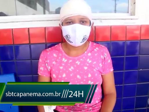 Caso Nilde Segreto | Vítima de feminicídio em Capanema