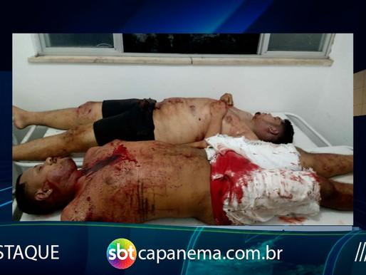 Bandidos morrem ao trocar tiros com a polícia em Santa Isabel do Pará