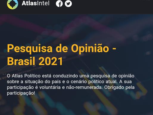 Pesquisa de Opinião - Brasil 2021