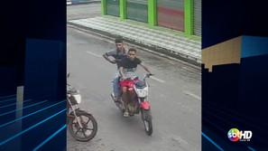 Ladrão é capturado por populares após tentativa de assalto em Capitão Poço