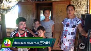 Família zona rural de Capanema  pede ajuda
