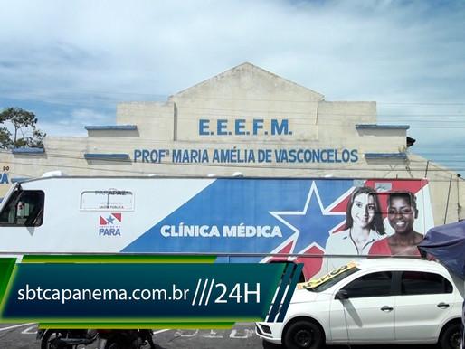 Cidadania por todo Pará