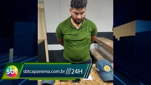 Quadrilha de ladrões são presos em Salinópolis