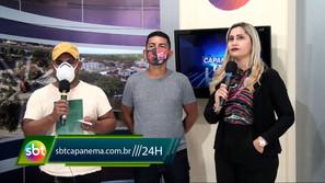 Moradores de Tauari reivindicam condições para a quadra de esportes