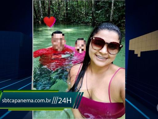 Mulher é morta com tiro no pescoço ao sair de igarapé em Vigia de Nazaré