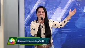 Jorlana Nunes canta no Capanema Agora