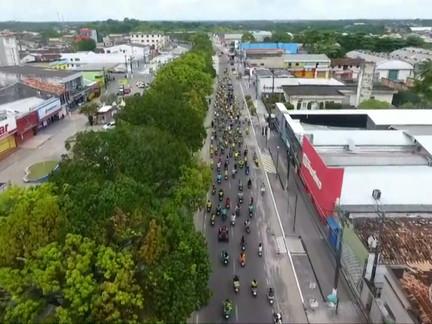 Manifestações em Capanema no dia 07 de setembro