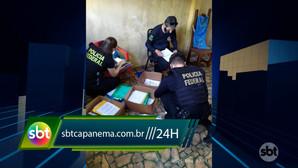 Polícia Federal cumpre mandados na cidade de Peixe-Boi, Capanema e mais sete estados