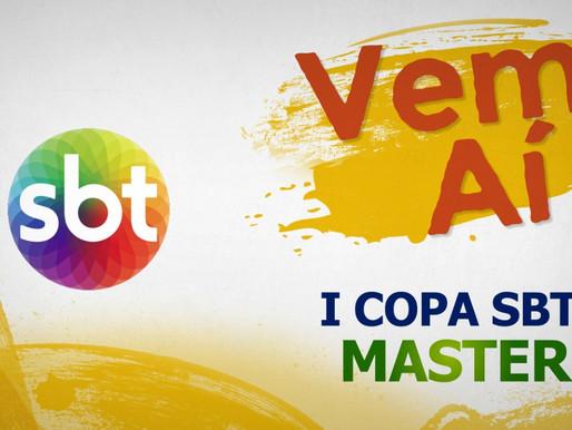Vem aí a I Copa SBT Master