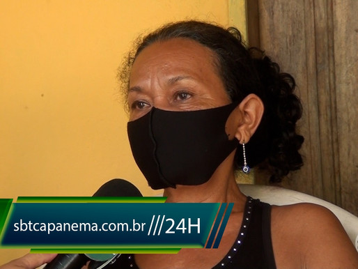 Dona Antônia tenta resgatar a sua própria história após 66 anos morando Capanema