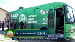 Projeto prevenção pelo Pará chegou em Capanema